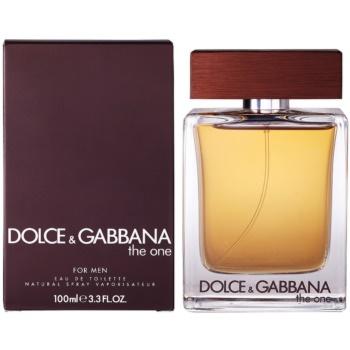 Dolce & Gabbana The One for Men eau de toilette pour homme 100 ml