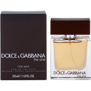Dolce & Gabbana The One for Men eau de toilette pour homme 30 ml