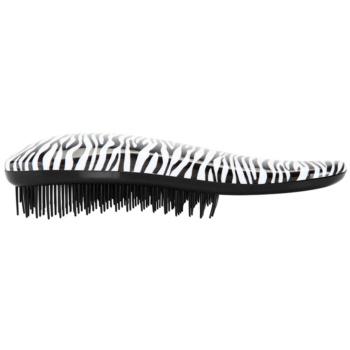 Dtangler Hair Brush brosse à cheveux (White Zebra)
