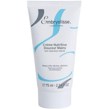 Embryolisse Nourishing Cares crème régénératrice intense mains (For Very Dry, Damaged Skin) 75 ml