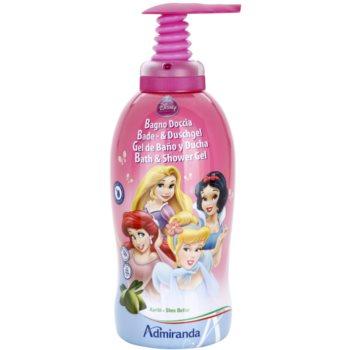 EP Line Disney Princess gel bain et douche 1000 ml