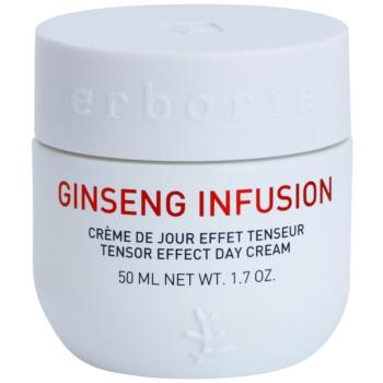 Erborian Ginseng Infusion crème de jour illuminatrice anti-signes de vieillissement (Tensor Effect Day Cream) 50 ml