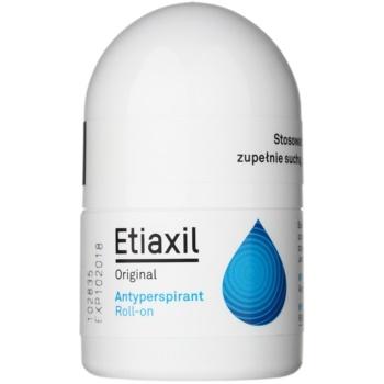 Etiaxil Original anti-transpirant roll-on effet 3-5 jours de protection pour tous types de peau 15 ml