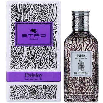 Etro Paisley eau de parfum mixte 100 ml