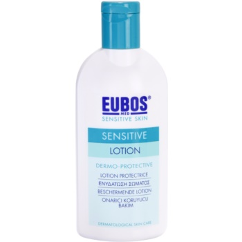 Eubos Sensitive lait protecteur  pour peaux sèches et sensibles (Without Colorant, PEG and Lanolin) 200 ml
