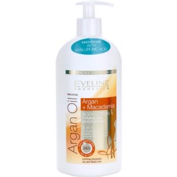 Eveline Cosmetics Argan Oil lait corporel hydratant et raffermissant 350 ml