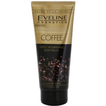 Eveline Cosmetics SPA Professional Coffee baume corporel hydratant en profondeur (Cellular Renewal) 200 ml
