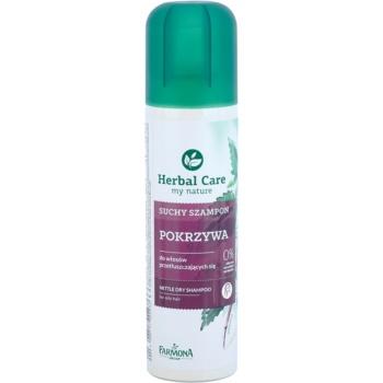 Farmona Herbal Care Nettle shampoing sec pour cheveux gras 150 ml