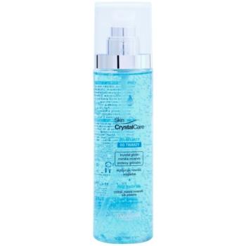 Farmona Crystal Care gel nettoyant visage (Crystal, Marine Minerals, Silk Proteins) 200 ml