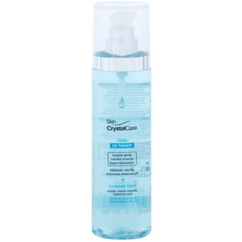 Farmona Crystal Care lotion tonique visage effet hydratant (Crystal, Marine Minerals, Hyaluronic Acid) 200 ml