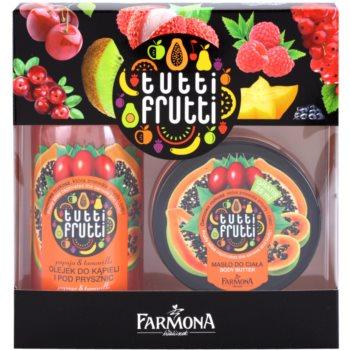 Farmona Tutti Frutti Papaja & Tamarillo coffret cosmétique I.