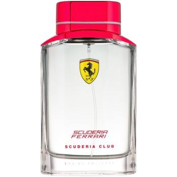 Ferrari Scuderia Club eau de toilette pour homme 125 ml