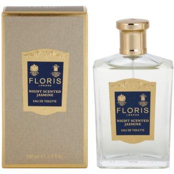 Floris Night Scented Jasmine eau de toilette pour femme 100 ml