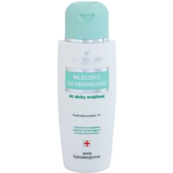 FlosLek Pharma Hypoallergic Line lait démaquillant visage et yeux (Euphrasia Extract 1%) 150 ml