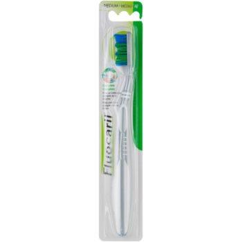 Fluocaril Complete brosse à dents medium Grey