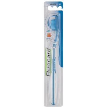 Fluocaril Gums brosse à dents medium Blue