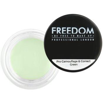 Freedom Pro Camouflage & Correct correcteur cernes sous les yeux teinte Green 2,5 g
