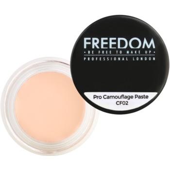Freedom Pro Camouflage Paste correcteur solide teinte CF02