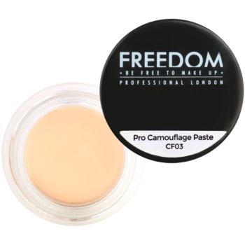 Freedom Pro Camouflage Paste correcteur solide teinte CF03