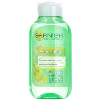 Garnier Essentials démaquillant rafraîchissant yeux pour peaux normales à mixtes 125 ml