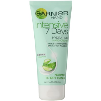 Garnier Intensive 7 Days crème protectrice mains aloe vera (Protective Hand Cream) 100 ml