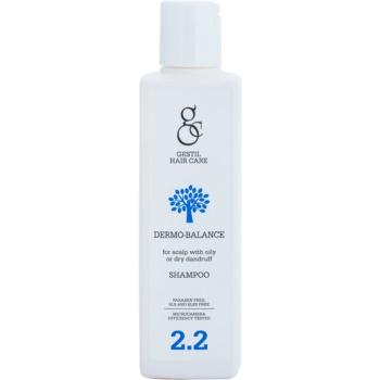 Gestil Dermo Balance shampoing antipelliculaire (Paraben Free, SLS & SLES Free) 200 ml