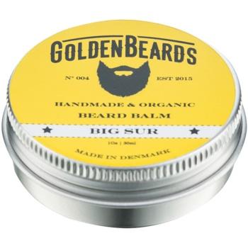 Golden Beards Big Sur baume à barbe (Handmade & Organic) 30 ml
