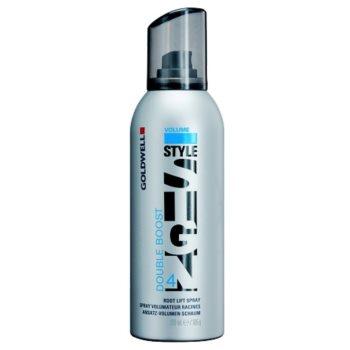 Goldwell StyleSign Volume spray volumisant pour racines pour cheveux fins et sans volume (Double Boost Root Lift Spray) 200 ml