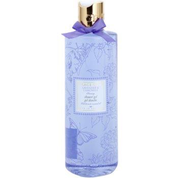 Grace Cole Floral Collection Lavender & Camomile gel de douche (Cleansing) 500 ml