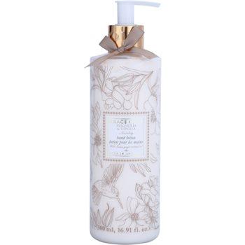 Grace Cole Floral Collection Magnolia & Vanilla lait mains (Nourishing) 500 ml