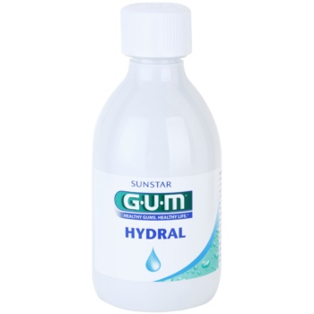 G.U.M Hydral bain de bouche contre les caries (Dry Mouth Relief - Mouthrinse) 300 ml