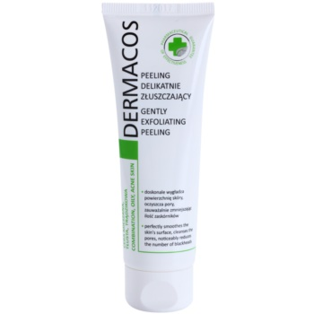 Ideepharm Dermacos Combination Oily Acne Skin gommage doux purifiant 50 ml