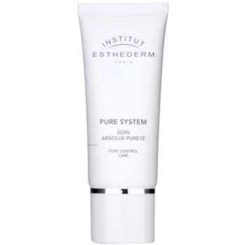 Institut Esthederm Pure System crème hydratante matifiante (Time Cellular Care) 50 ml