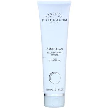 Institut Esthederm Osmoclean gel nettoyant pour peaux normales à grasses (Pure Cleansing Gel) 150 ml