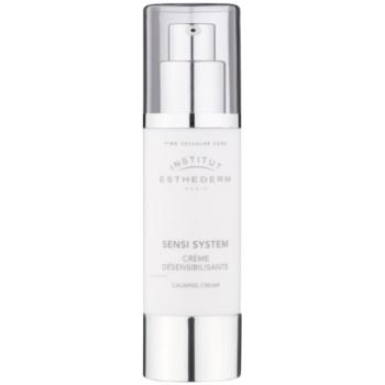 Institut Esthederm Sensi System crème apaisante pour peaux sensibles (Time Cellular Care) 50 ml