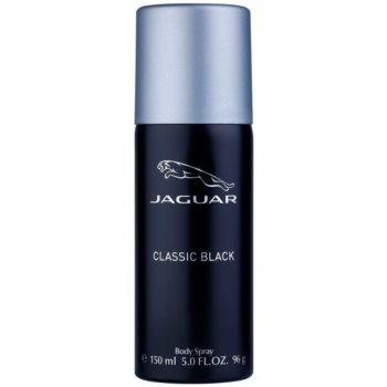 Jaguar Classic Black déo-spray pour homme 150 ml
