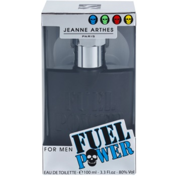 Jeanne Arthes Fuel Power eau de toilette pour homme 100 ml