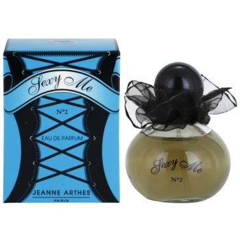 Jeanne Arthes Sexy Me No. 2 eau de parfum pour femme 50 ml
