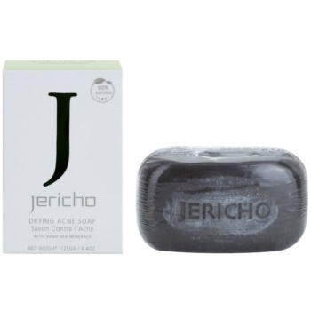 Jericho Body Care savon anti-acné (Dead Sea Acne Soap) 125 g