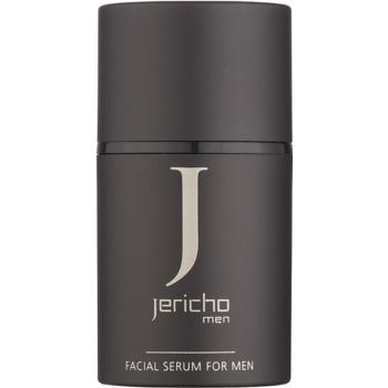 Jericho Men Collection sérum régénérant visage pour homme (Dead Sea Minerals, Vitamins A & E, Antioxidants, Plant Extracts, Ammonuim Lactate) 50 g