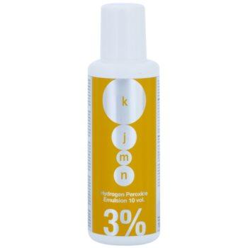 Kallos KJMN révélateur 3% 10 Vol. à usage professionnel (Hydrogen Peroxide Emulsion 3% 10 vol.) 100 ml