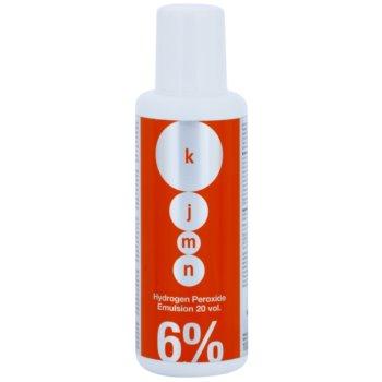 Kallos KJMN révélateur 6% 20 Vol. à usage professionnel (Hydrogen Peroxide Emulsion 6% 20 vol.) 100 ml