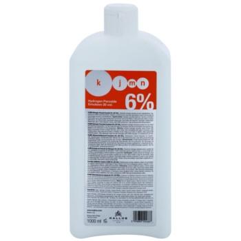 Kallos KJMN révélateur 6% 20 Vol. à usage professionnel (Hydrogen Peroxide Emulsion 6% 20 vol.) 1000 ml