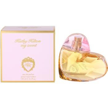 Kathy Hilton My Secret eau de parfum pour femme 100 ml