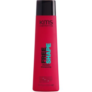 KMS California Free Shape shampoing thermo-protecteur (Manageability and Pliability) 300 ml