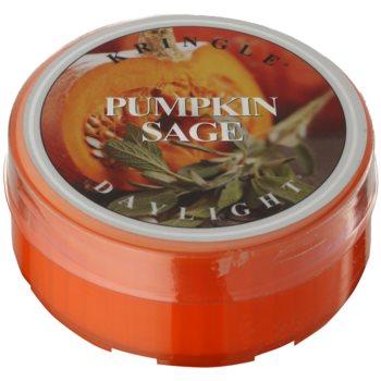 Kringle Candle Pumpkin Sage bougie chauffe-plat 35 g