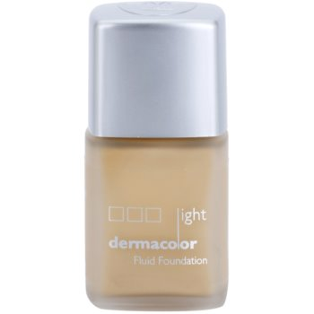 Kryolan Dermacolor Light fond de teint fluide SPF 12 teinte A 2 (Fluid Foundation) 30 ml
