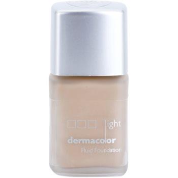 Kryolan Dermacolor Light fond de teint fluide SPF 12 teinte A 13 (Fluid Foundation) 30 ml