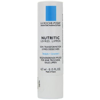 La Roche-Posay Nutritic baume à lèvres (Transforming Care For Very Dry Lips) 4,7 ml
