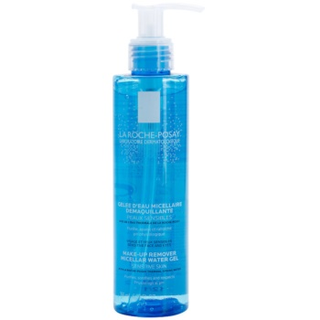 La Roche-Posay Physiologique gel micellaire démaquillant physiologique pour peaux sensibles (Make-Up Remover Micellar Water Gel) 195 ml